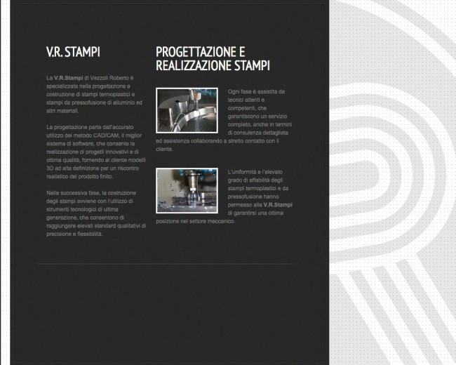 VR Stampi